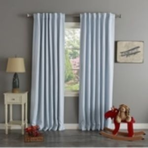 Aurora Home Thermal Insulated Blackout Curtains-